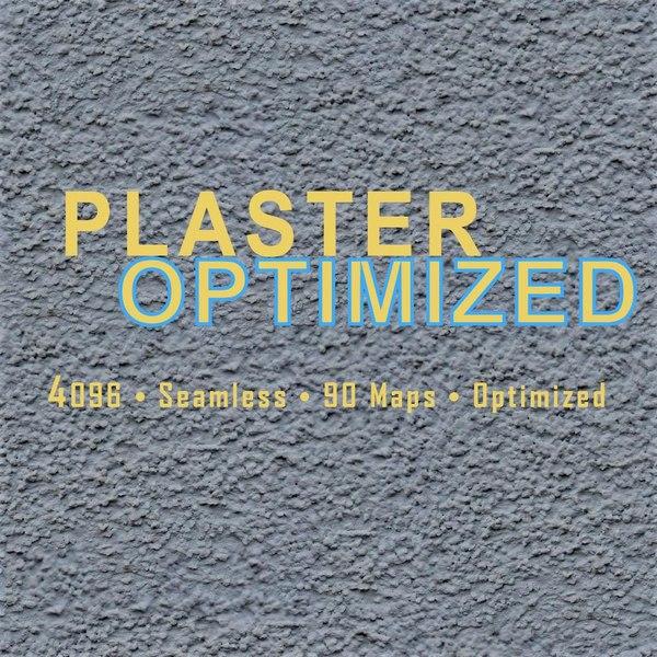 4K Plaster Ready Optimized
