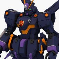 XM-X2 Cross Bone Gundam Ver.ka
