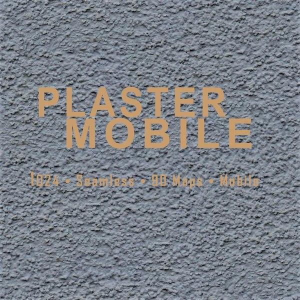 1K Plaster Mobile