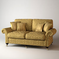 3d duresta belvedere sofa