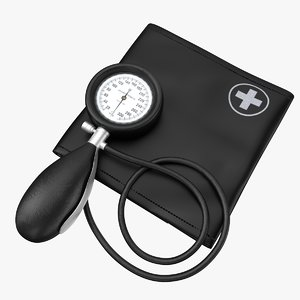medical tensiometer c4d