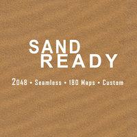 2K Sand Ready