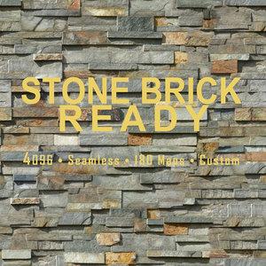 4K Stone Brick Ready