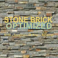 4K Stone Brick Optimized