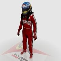 Fernando Alonso 2013 Driver