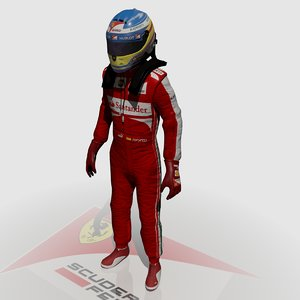 max formula driver fernando alonso