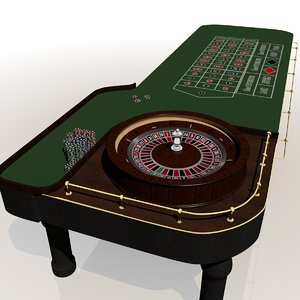 max roulette gaming table