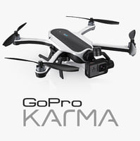 GoPro Karma Drone and HERO5