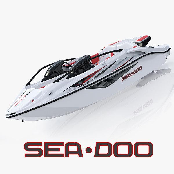 obj sea-doo speedster 200