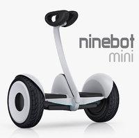 3d max xiaomi ninebot mini
