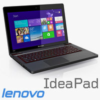 3d model lenovo ideapad y series