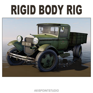 rigid body model