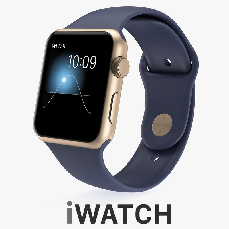 3ds apple watch 42mm gold