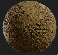 Realistic Mud Material