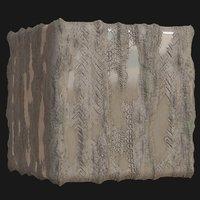Muddy Dirt Road Material
