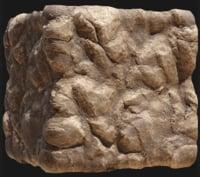 Desert Cliff Material