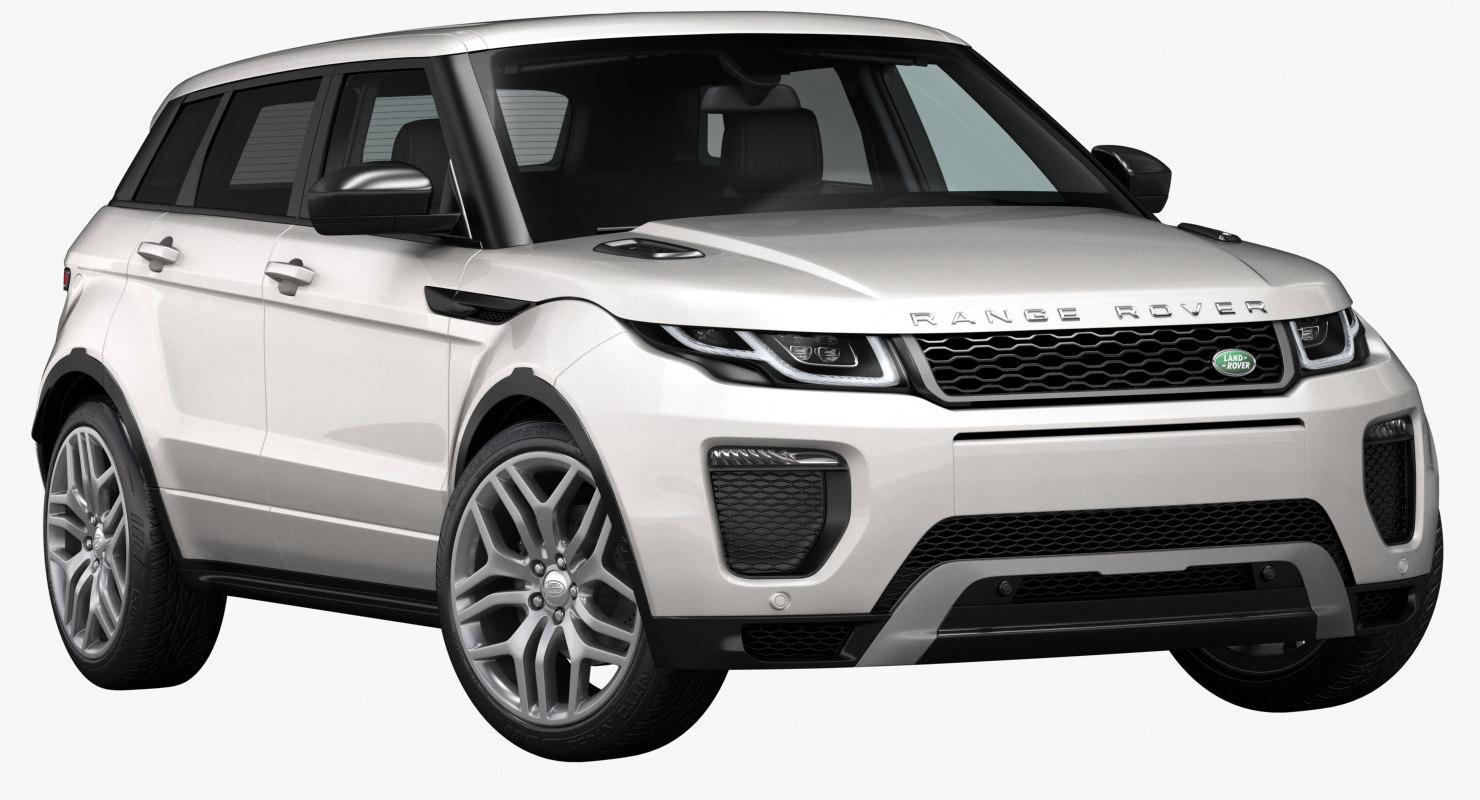 max 2016 range rover evoque