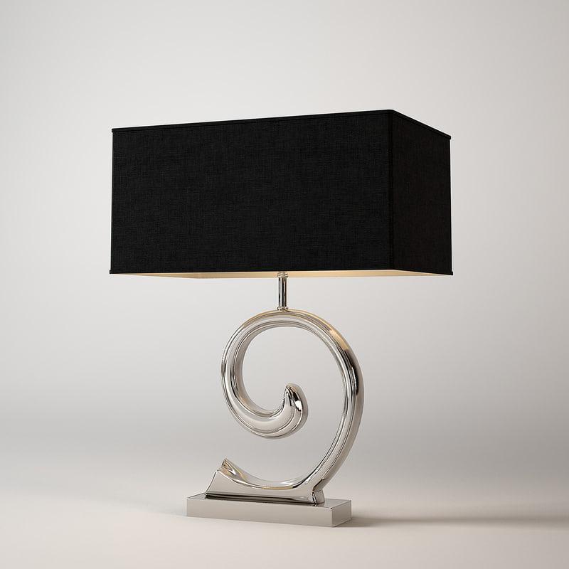 dxf eichholtz la mode table lamp
