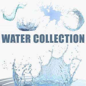 3D water 2
