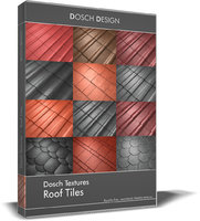 Dosch Textures - Roof Tiles