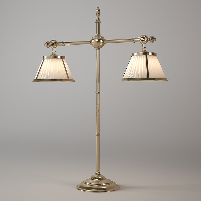 3d eichholtz lamp table fonda