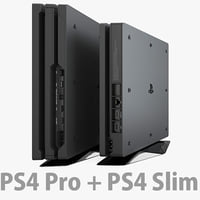 Sony PlayStation 4 PRO + Slim