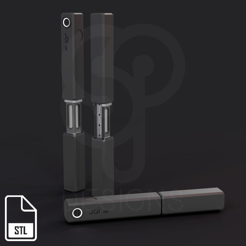 prop emanator blade runner 3D model