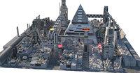 city-sci-fi Block 1
