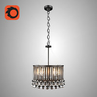 3D chandelier midlight verona model