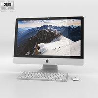 3D retina 5k apple