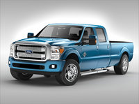 Ford F250 Super Duty (2011 - 2016)