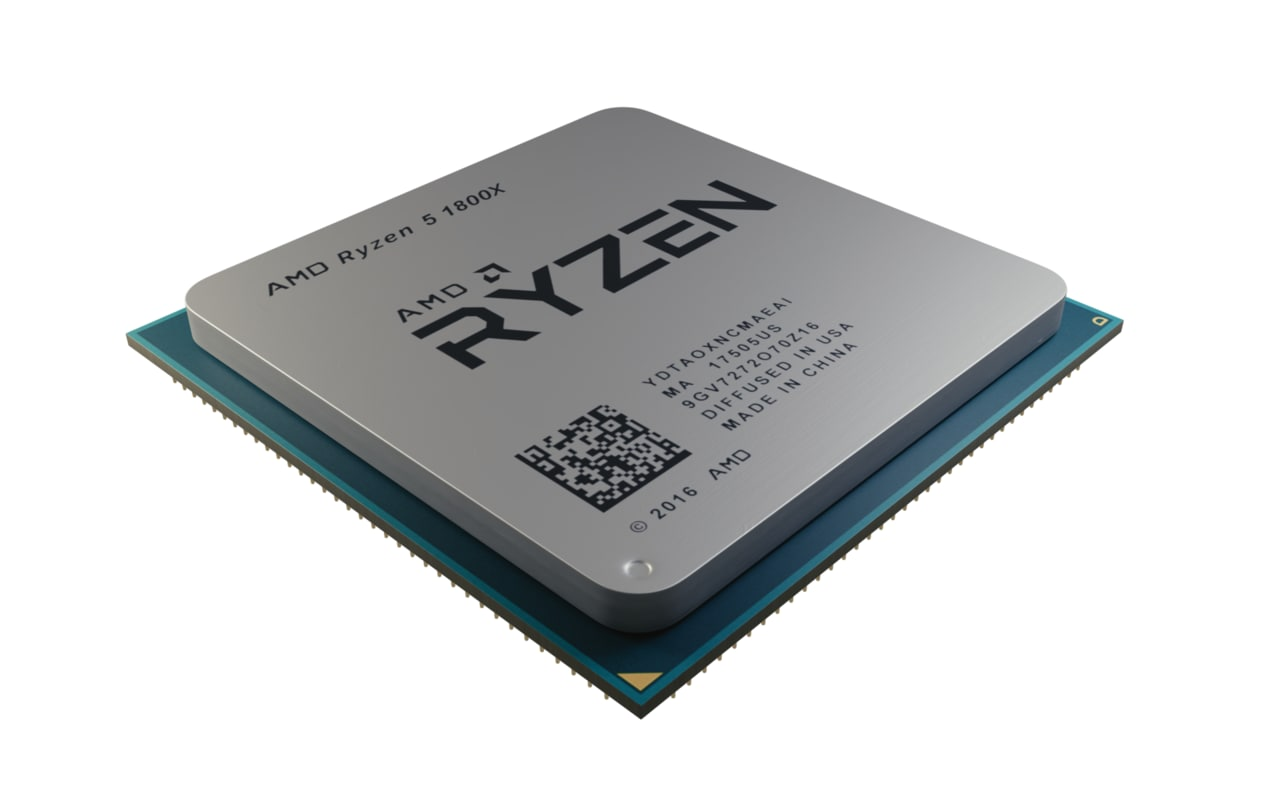 amd cpu ryzen 3D