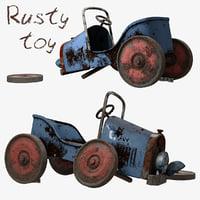 children toy 3D model