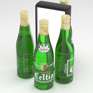 3D model beer