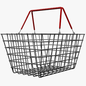 shopping basket model