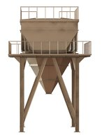 Rectangular Silo 150Ton