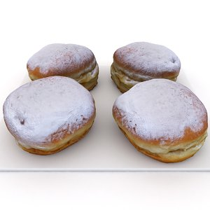 scan donuts 3D