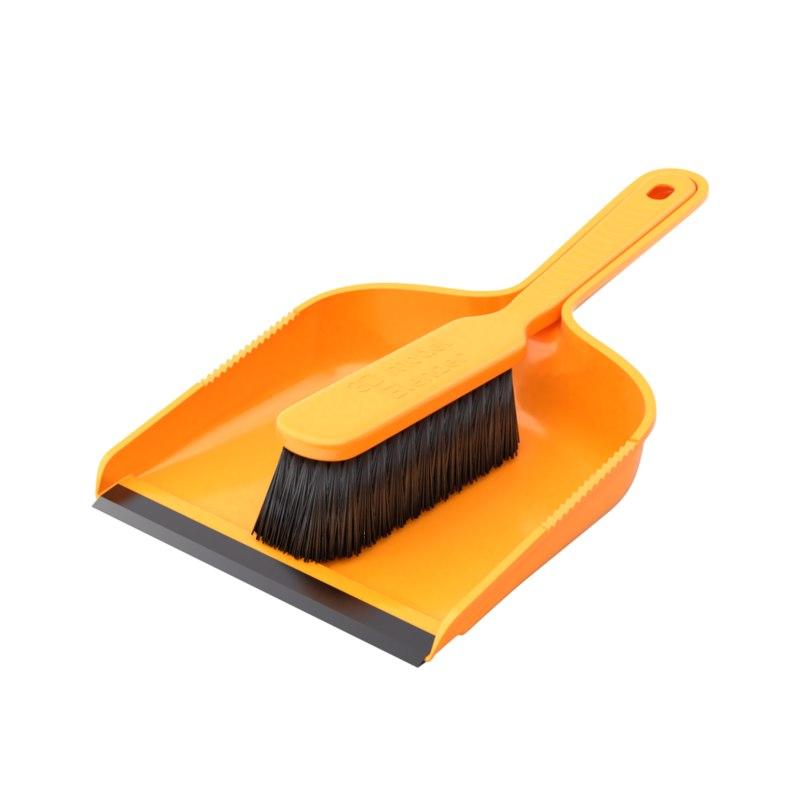 3D brush dustpan dust