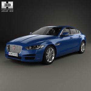 xe 2015 3D model