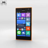3D nokia lumia 730