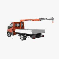 Iveco Crane Truck