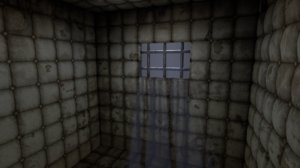3D padded cell insane asylum