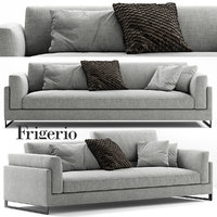 frigerio salotti davis sofa model