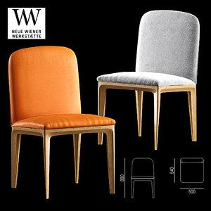 3D vitoria chair neue wiener