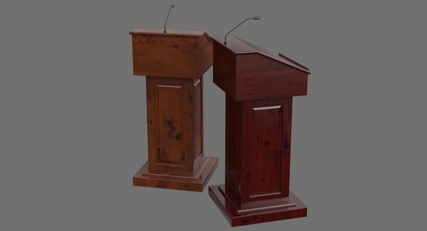 podium 1a 3D