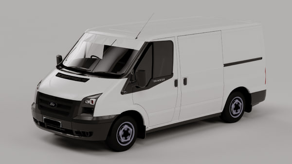 transit 3D model