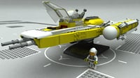 LEGO SW Y Fighter Wing