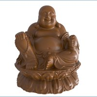 happy buddha ready print 3D
