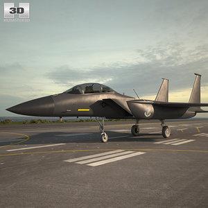 f-15 f 15 3D