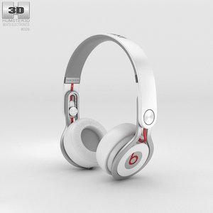 3D model beats pro mixr